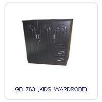 GB 763 (KIDS WARDROBE)